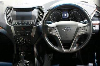 2016 Hyundai Santa Fe DM3 MY16 Active Creamy White 6 Speed Sports Automatic Wagon