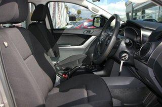 2017 Mazda BT-50 UR0YG1 XT 4x2 Hi-Rider Silver 6 Speed Sports Automatic Utility