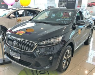 2019 Kia Sorento UM MY19 Sport AWD Gravity Blue 8 Speed Sports Automatic Wagon.