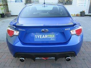 2012 Subaru BRZ Z1 MY13 Blue 6 Speed Manual Coupe