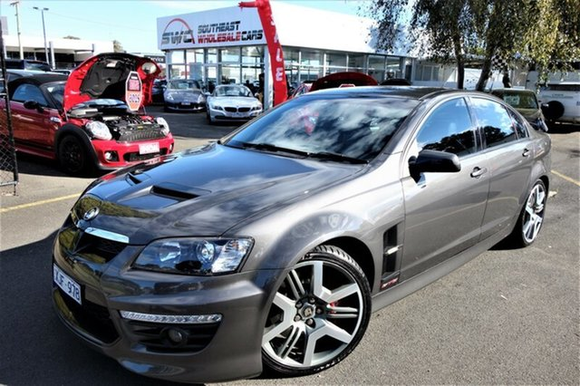 Used Holden Special Vehicles GTS E Series 2 , 2009 Holden Special Vehicles GTS E Series 2 Grey 6 Speed Automatic Sedan