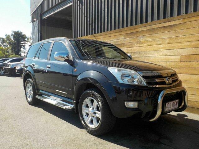 Used Great Wall X240 CC6460KY , 2010 Great Wall X240 CC6460KY Black 5 Speed Manual Wagon