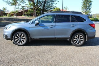 2016 Subaru Outback B6A MY16 2.0D CVT AWD Premium Silver 7 Speed Constant Variable Wagon