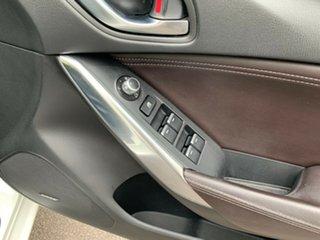 2015 Mazda 6 GJ1022 Touring SKYACTIV-Drive White 6 Speed Sports Automatic Wagon