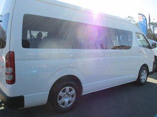2018 Toyota HiAce KDH223R White Bus