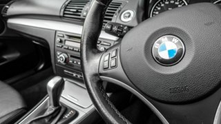 2007 BMW 120i E87 MY07 Blue 6 Speed Automatic Hatchback