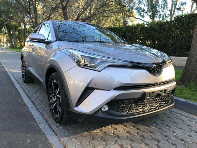 Used Toyota C-HR NGX10R Koba S-CVT 2WD, 2018 Toyota C-HR NGX10R Koba S-CVT 2WD Shadow 7 Speed Constant Variable Wagon