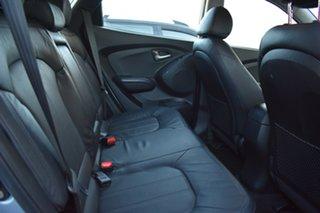 2010 Hyundai ix35 LM MY11 Highlander AWD Silver 6 Speed Sports Automatic Wagon