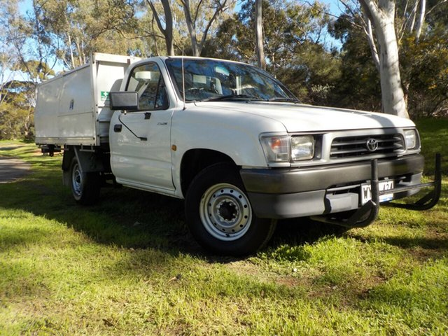 Used Toyota Hilux RZN149R 4x2, 1999 Toyota Hilux RZN149R 4x2 5 Speed Manual Cab Chassis