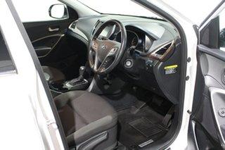 2017 Hyundai Santa Fe DM3 MY17 Active Pure White 6 Speed Sports Automatic Wagon