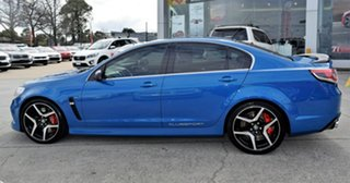 2014 Holden Special Vehicles ClubSport Gen-F MY14 R8 Blue 6 Speed Sports Automatic Sedan