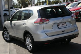 2015 Nissan X-Trail T32 ST X-tronic 2WD Silver 7 Speed Constant Variable Wagon.