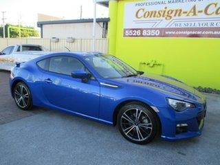 2012 Subaru BRZ Z1 MY13 Blue 6 Speed Manual Coupe.