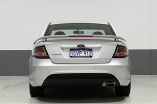 2014 Ford Falcon FG MK2 XR6 Silver 6 Speed Auto Seq Sportshift Sedan