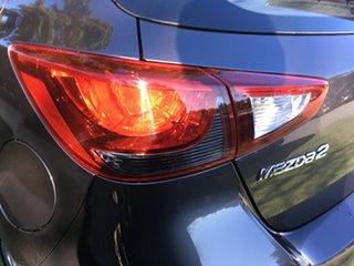 2019 Mazda 2 DJ2HA6 Neo SKYACTIV-MT Machine Grey 6 Speed Manual Hatchback