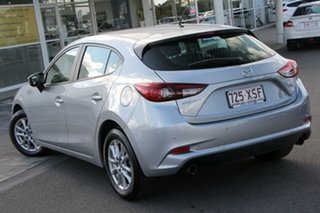 2017 Mazda 3 BN5478 Neo SKYACTIV-Drive Silver 6 Speed Sports Automatic Hatchback.