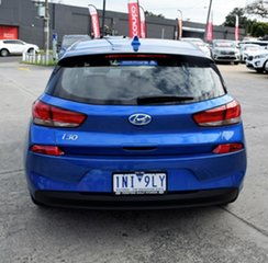 2018 Hyundai i30 PD2 MY18 Active Blue 6 Speed Sports Automatic Hatchback.