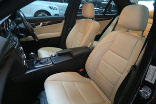 2011 Mercedes-Benz C250 CDI W204 MY11 BlueEFFICIENCY 7G-Tronic Avantgarde Black 7 Speed