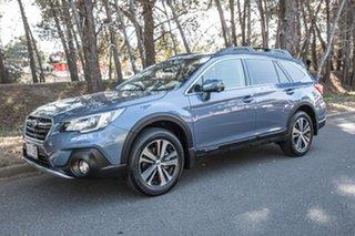 2019 Subaru Outback B6A MY19 2.5i CVT AWD Premium Storm Grey 7 Speed Constant Variable Wagon