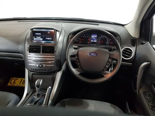 2015 Ford Territory SZ MkII TX Seq Sport Shift Silver 6 Speed Sports Automatic Wagon.