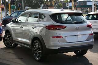 2020 Hyundai Tucson TL4 MY20 Active X (2WD) Black INT Platinum Silver 6 Speed Automatic Wagon.