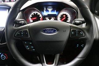 2017 Ford Focus LZ ST2 Blue 6 Speed Manual Hatchback