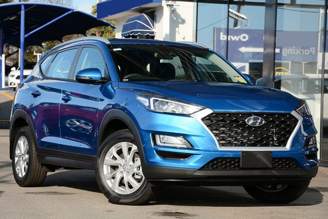 New Hyundai Tucson TL4 MY20 Active 2WD, 2019 Hyundai Tucson TL4 MY20 Active 2WD Aqua Blue 6 Speed Automatic Wagon