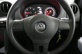 2011 Volkswagen Amarok 2H TDI400 (4x2) White 6 Speed Manual Dual Cab Utility