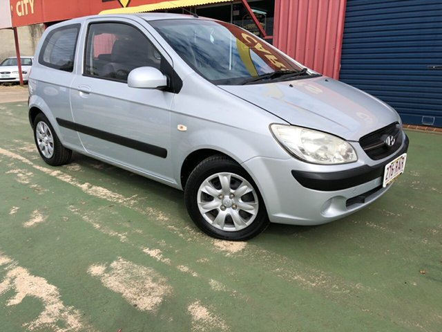 Used Hyundai Getz TB MY09 S, 2010 Hyundai Getz TB MY09 S 4 Speed Automatic Hatchback