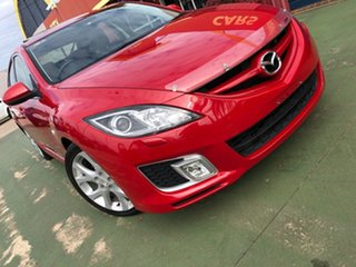 2008 Mazda 6 GH1051 Luxury Sports 5 Speed Sports Automatic Hatchback.