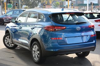 2020 Hyundai Tucson TL4 MY21 Active 2WD Aqua Blue 6 Speed Automatic Wagon.