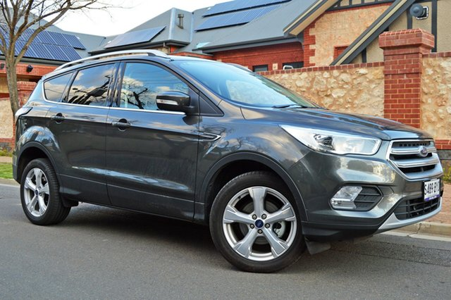 Used Ford Escape ZG 2018.75MY Trend 2WD, 2018 Ford Escape ZG 2018.75MY Trend 2WD Magnetic 6 Speed Sports Automatic Wagon