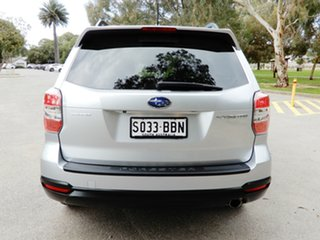 2014 Subaru Forester S4 MY14 2.5i-S Lineartronic AWD Ice Silver 6 Speed Constant Variable Wagon