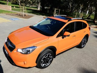 2015 Subaru XV G4X MY15 2.0i-S Lineartronic AWD Tangerine Orange 6 Speed Constant Variable Wagon