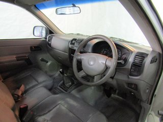2003 Holden Rodeo TF MY02 LX White 5 Speed Manual Cab Chassis