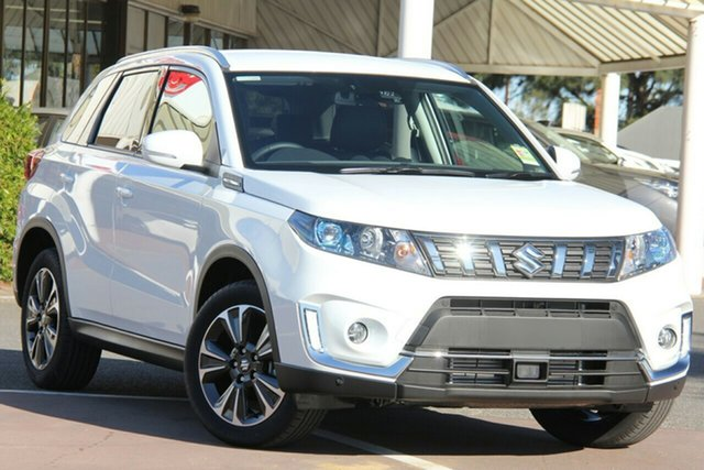 New Suzuki Vitara LY Series II Turbo 4WD Maitland, 2020 Suzuki Vitara LY Series II Turbo 4WD Cool White 6 Speed Sports Automatic Wagon