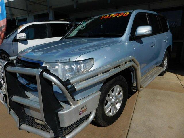 Used Toyota Landcruiser VDJ200R MY13 GXL (4x4), 2014 Toyota Landcruiser VDJ200R MY13 GXL (4x4) Shimmer 6 Speed Automatic Wagon
