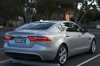 2016 Jaguar XE X760 MY16 20t Prestige Silver 8 Speed Sports Automatic Sedan.