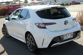 2018 Toyota Corolla Mzea12R ZR Glacier White 10 Speed Constant Variable Hatchback