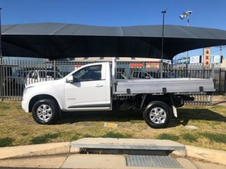 2014 Holden Colorado RG MY15 LS (4x2) White 6 Speed Automatic Cab Chassis