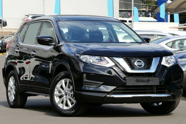 New Nissan X-Trail T32 Series II ST X-tronic 2WD, 2019 Nissan X-Trail T32 Series II ST X-tronic 2WD Diamond Black 7 Speed Constant Variable Wagon