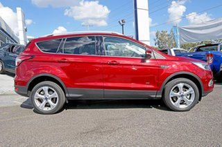 2018 Ford Escape ZG 2018.00MY Trend PwrShift AWD Ruby Red 6 Speed Sports Automatic Dual Clutch Wagon