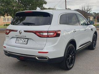 2019 Renault Koleos HZG Zen X-tronic Universal White 1 Speed Constant Variable Wagon