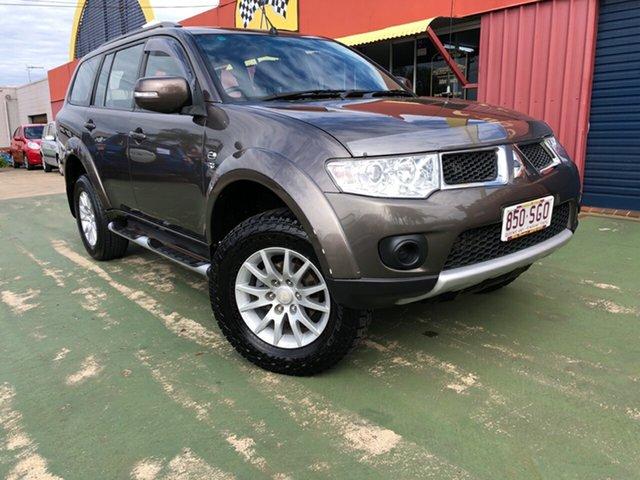 Used Mitsubishi Challenger PB (KH) MY12 LS, 2012 Mitsubishi Challenger PB (KH) MY12 LS 5 Speed Sports Automatic Wagon