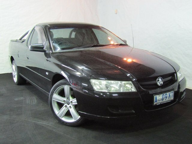 Used Holden Ute VZ MY06 , 2006 Holden Ute VZ MY06 Phantom 6 Speed Manual Utility