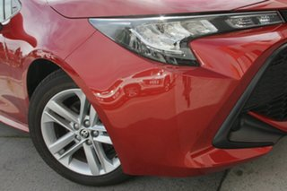2018 Toyota Corolla Mzea12R Ascent Sport Volcanic Red 10 Speed Constant Variable Hatchback.