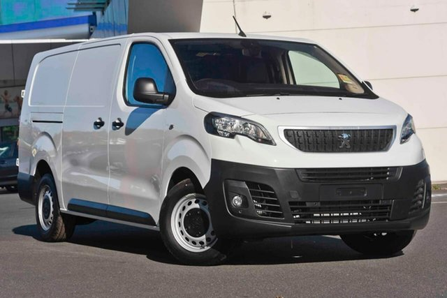 New Peugeot Expert MY19 150 HDi Long, 2019 Peugeot Expert MY19 150 HDi Long Wpp0 6 Speed Automatic Van