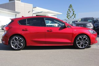 2018 Ford Focus SA 2019MY ST-Line Red 8 Speed Automatic Hatchback