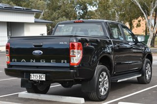 2015 Ford Ranger PX XLS Double Cab Black 6 Speed Sports Automatic Utility.
