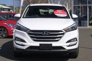 2016 Hyundai Tucson TL Active X 2WD Pure White 6 Speed Sports Automatic Wagon.